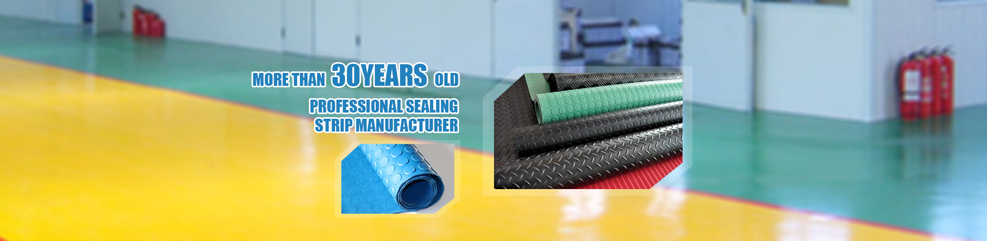Anti Slip Rubber Mat Series
