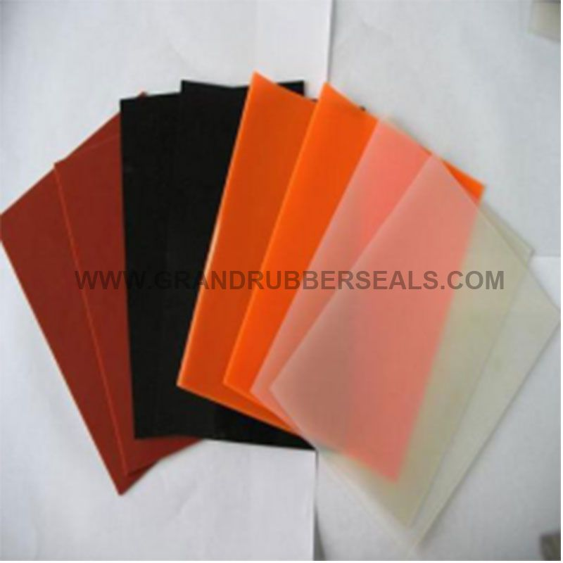 High Tearing Resistance Silicone Rubber Sheet