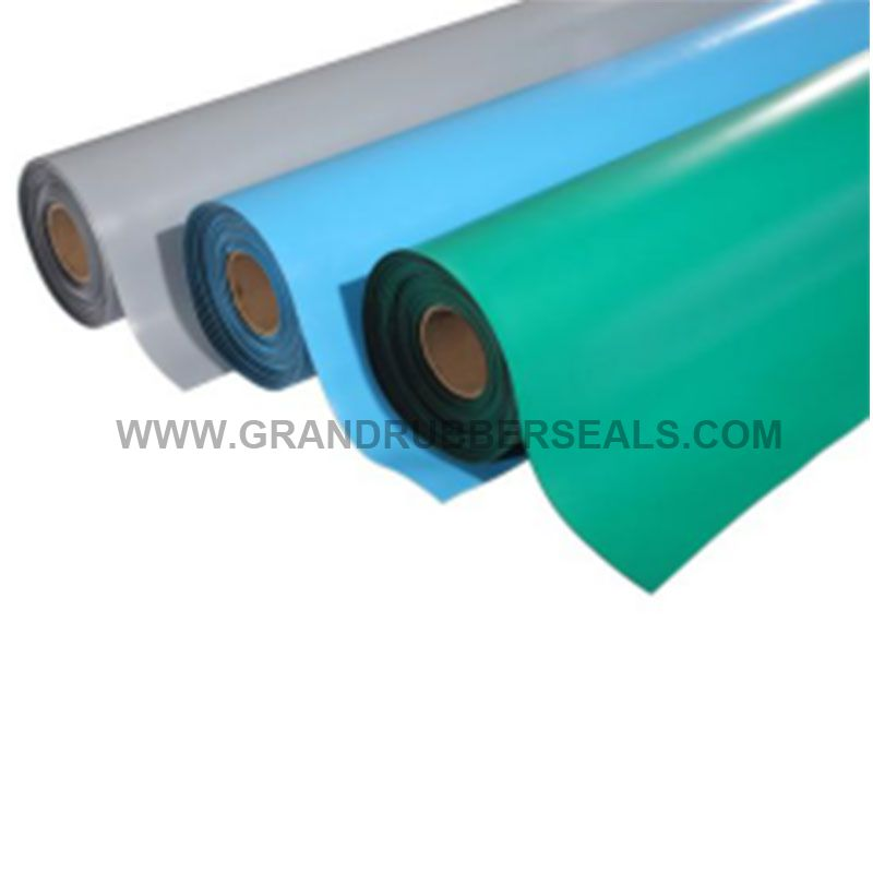 Anti-Static (ESD)Rubber Sheet