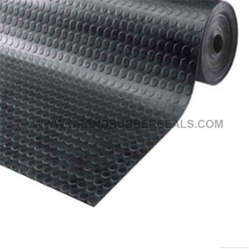 ① Stud Rubber Mat