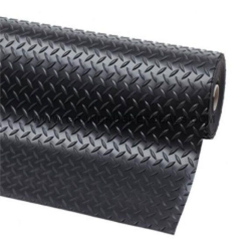③ Diamond Rubber Mat