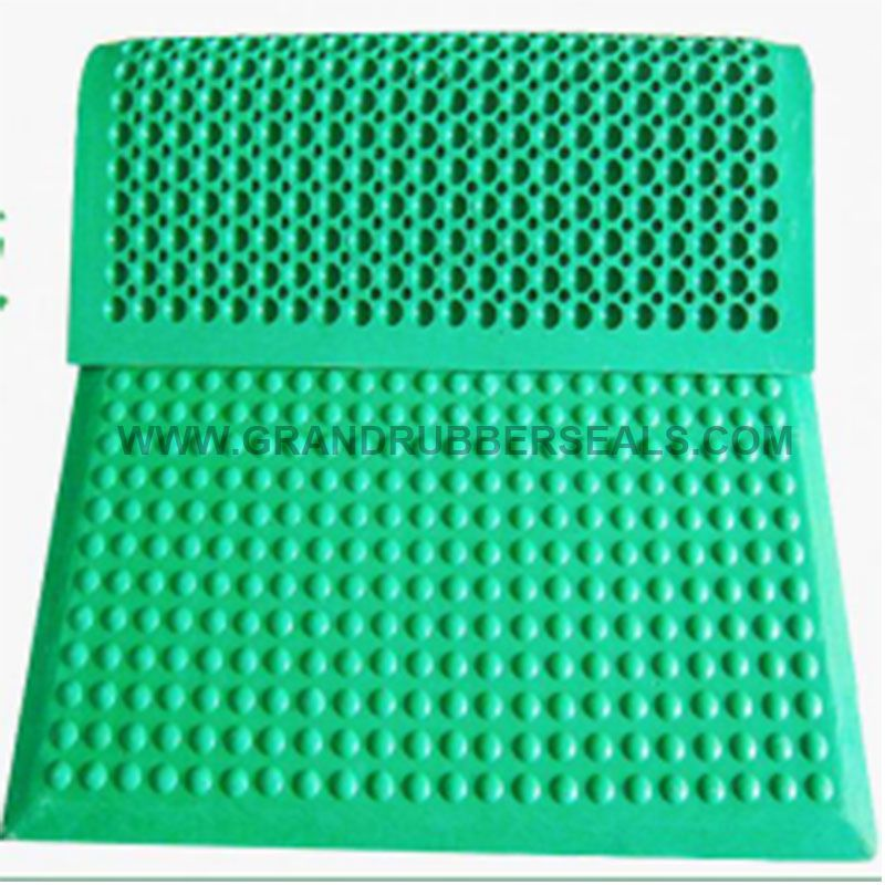 Bubble Rubber Mat