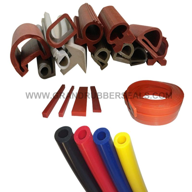Silicone Rubber Extrusion Products